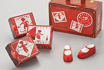 横浜チョコレート「赤い靴」