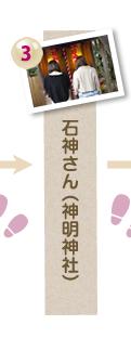 3 石神さん(神明神社)