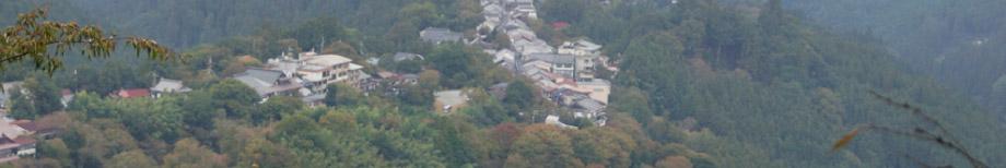 花矢倉からの展望