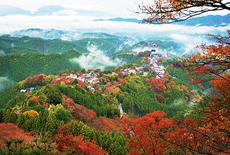 吉野大峰 世界遺産