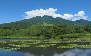 国立公園 妙高