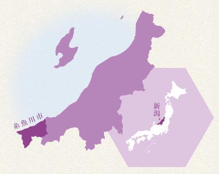 糸魚川ってどこにある?Introduction