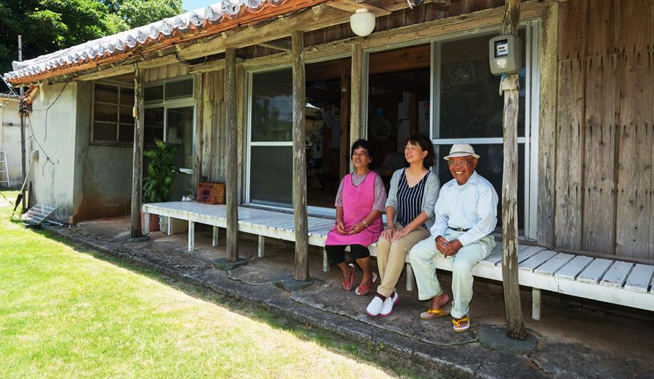 新鮮で懐かしい島の暮らし体験