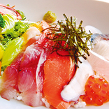 えびす 日本海式海鮮どんぶり