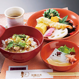 大黒 日本五大名飯 うずめ飯
