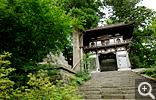 【大山寺】修験道の修行道場として栄えた大山寺