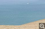 【鳥取砂丘】砂丘と圧巻の海絶景