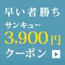 3,900円クーポン