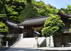 美保神社(出雲大社)