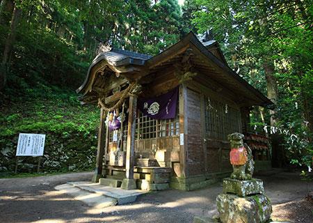 金持神社(かもちじんじゃ)