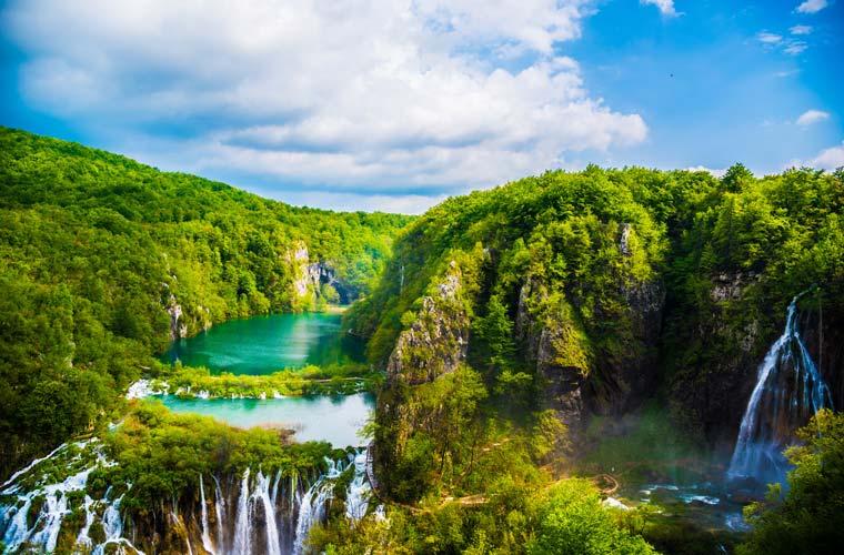 プリトヴィツェ湖群国立公園の画像 p1_28