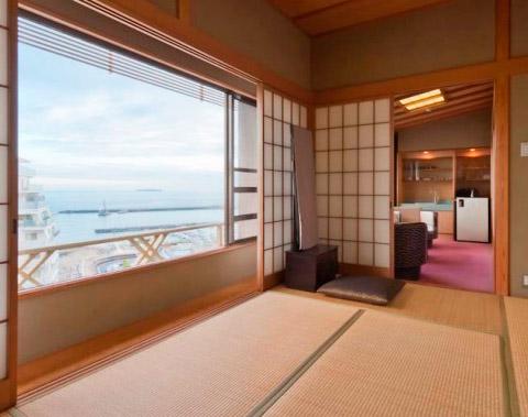 Atami Onsen Hotel Kanichi
