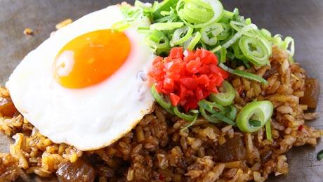 神戶炒麵飯