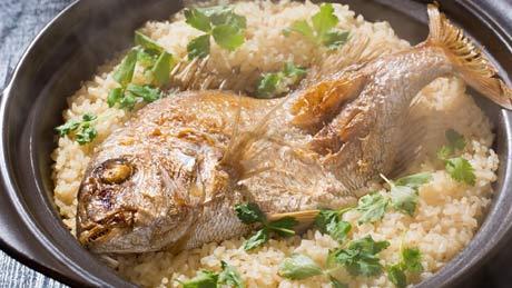 Taimeshi - Sea Bream Rice