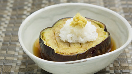 Kyoto vegetable dishes
