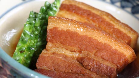 Rafute (Okinawan Pork Ribs)