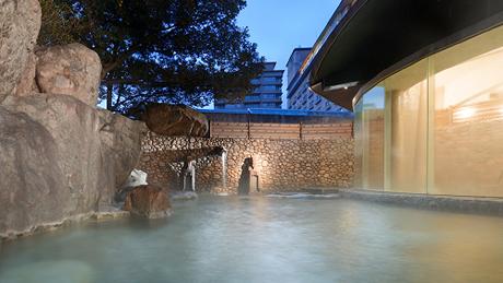 Beppu Onsen Suginoi Hotel