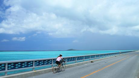 Miyako-jima and Irabu-jima