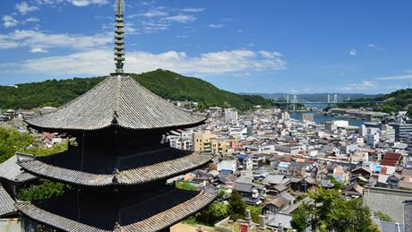 Fukuyama, Onomichi, and the Shimanami Kaido Cycling Road