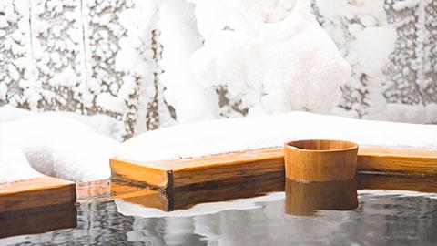 これぞ冬の贅沢!雪見露天風呂が楽しめる人気温泉宿ランキング