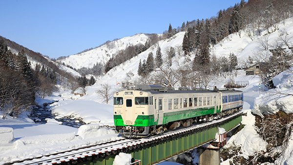 The Tadami Line