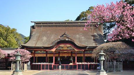 Daizaifu Tenmangu Shrine