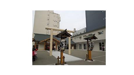 Tokyo Suitengu Shrine