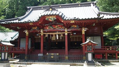 Izusan-jinja Shrine