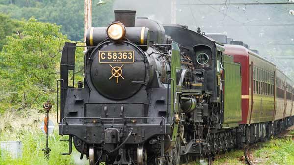 SL Paleo Express (Chichibu Railway, Chichibu Main Line)