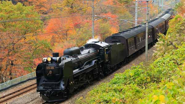 SL Minakami (East Japan Railway Company, Joetsu Line)