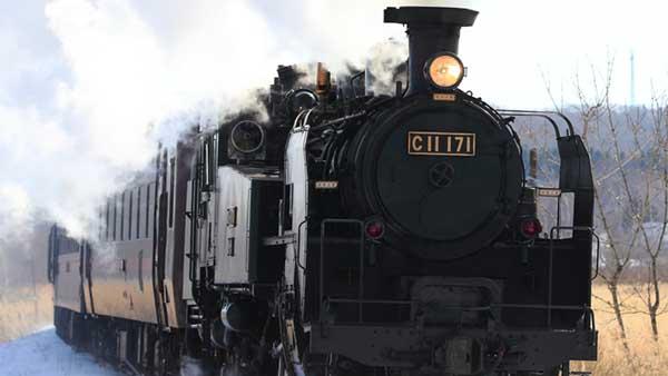 SL Fuyu-no-Shitsugen (Hokkaido Railway Company, Senmo Main Line)
