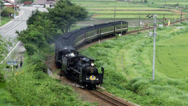 SL Yamaguchi (West Japan Railway Company, Yamaguchi Line)