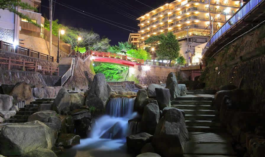 아리마 온천 (효고 현)