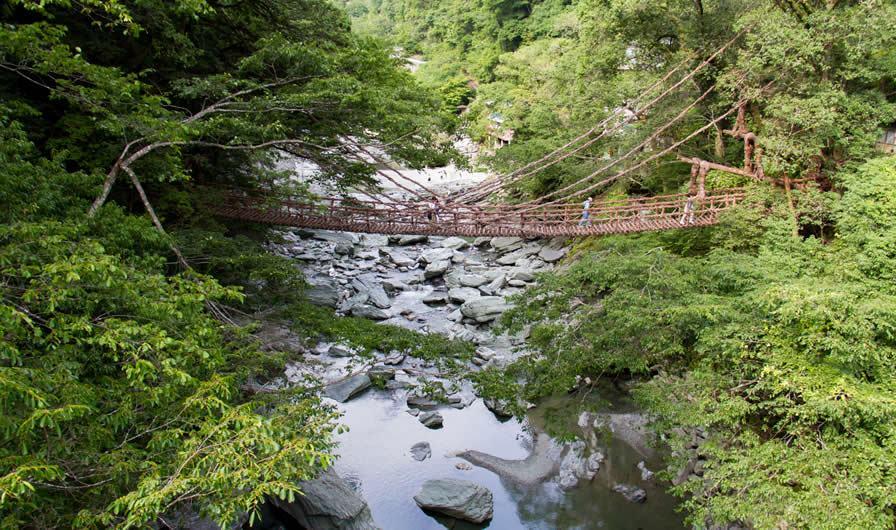 祖谷(いや)(徳島県)
