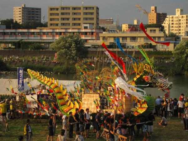 盛岡舟流祭