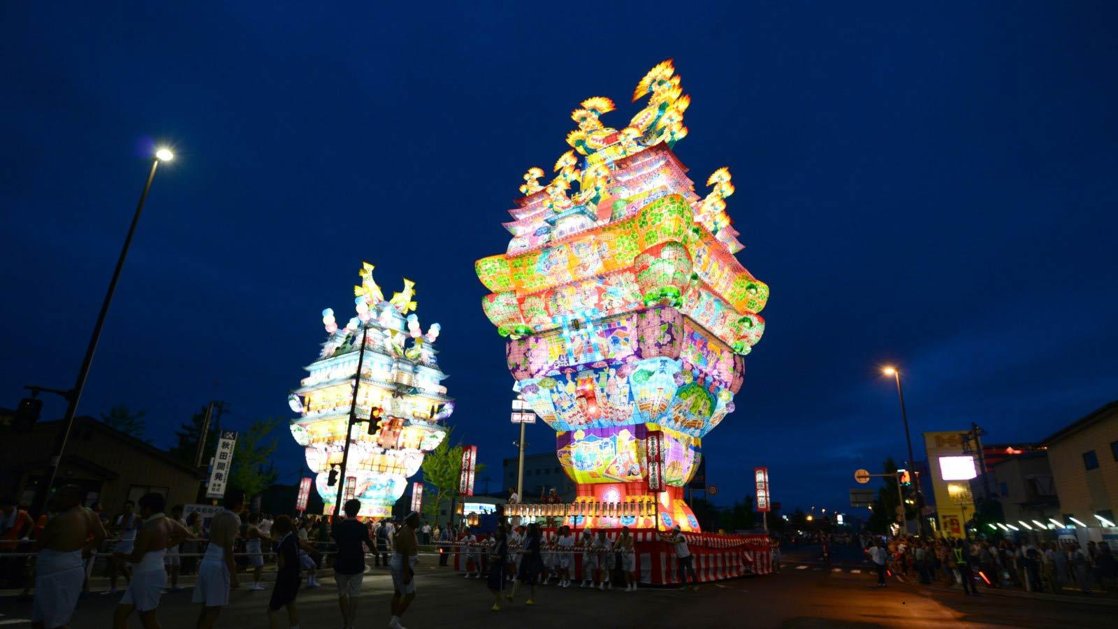 2016年夏天!日本全國的獨特祭典匯總