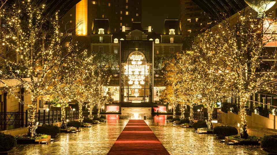 クリスマス・年末年始に行きたい!人気イルミネーションランキング2016-2017