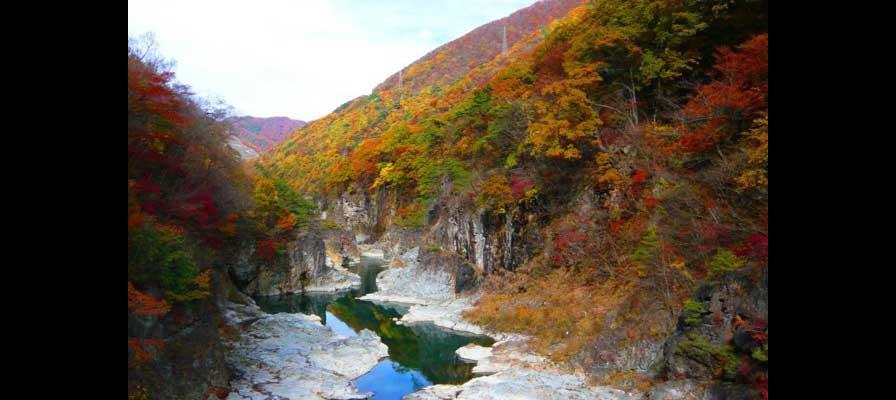 Ryuokyo Gorge