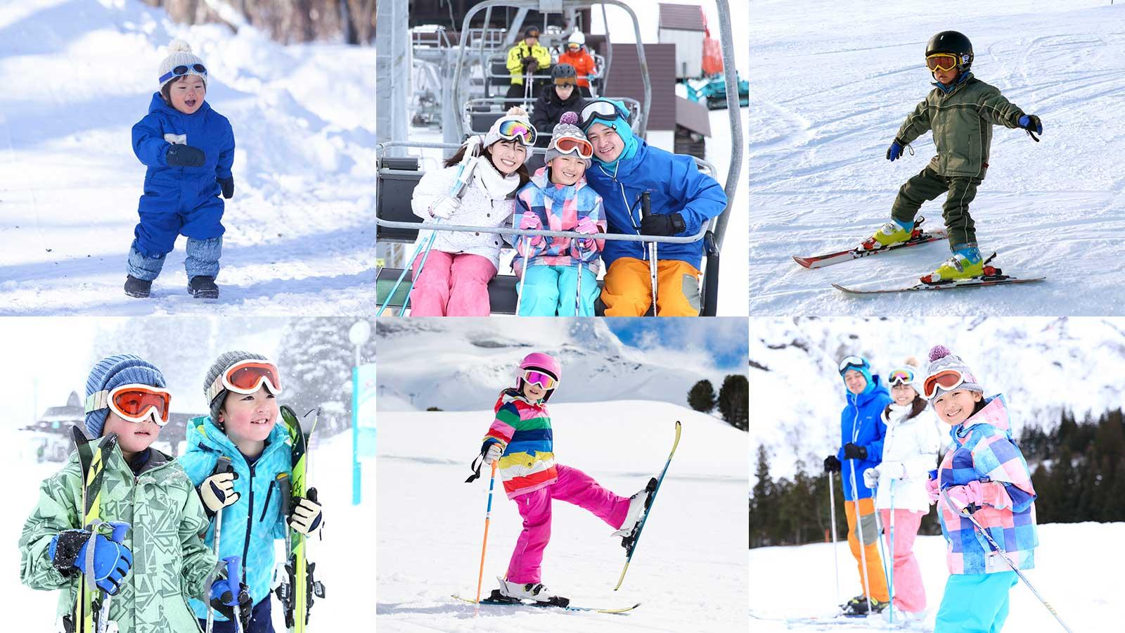 10 Family-Friendly Ski Resorts in Japan