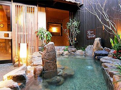 天然温泉 六花の湯 ドーミーイン熊本
