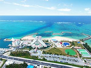 シェラトン沖縄サンマリーナリゾート(旧:サンマリーナホテル)