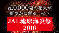 JAL琉球海炎祭