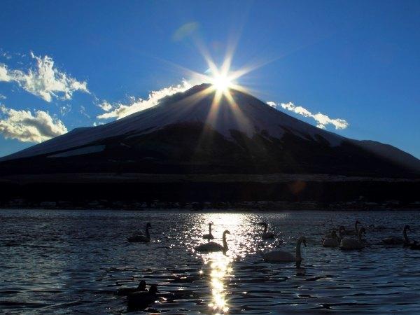 鑽石富士山
