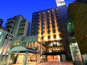 ホテルエリアワン神戸(HOTEL Areaone)