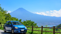 春。やっぱり富士山が好き!