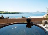 露天風呂付き客室のある宿 私達だけの露天風呂。室内コダワリ派の方へ