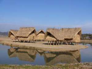 弥生のムラ安国寺集落遺跡公園