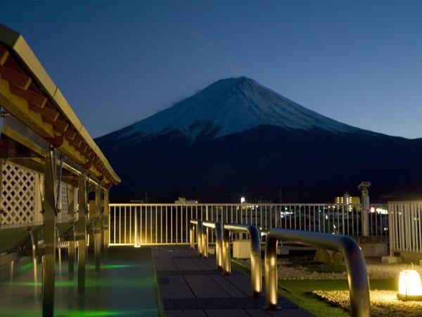 富士河口湖温泉 湖南荘