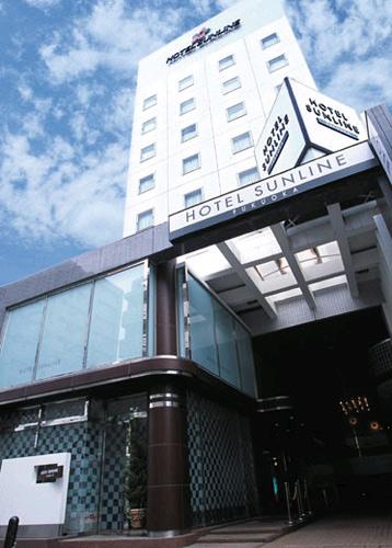 ホテルサンライン福岡 大濠