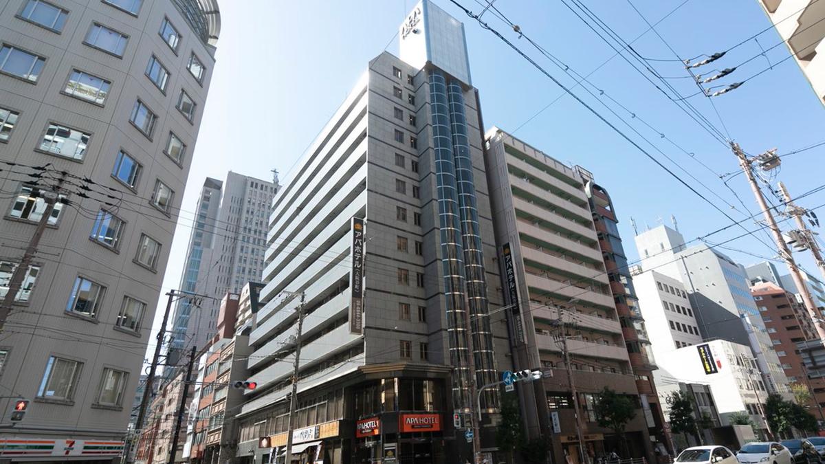 アパホテル<大阪谷町>